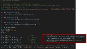 Zirconium had 0-day solution to Google redirect blocker