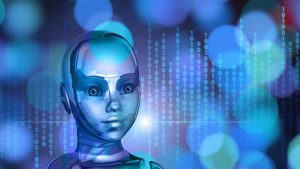 girl Ai chatbot digital image credit Pixabay/Geralt