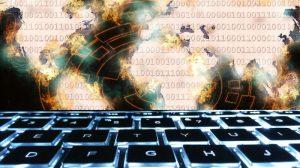 ransomware keyboard Image credit pixabay/TheDigitalArtist