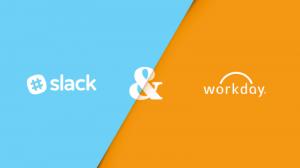 Slack and Workday integrate (Image credit Slack.com