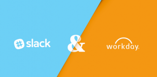 Slack and Workday integrate (Image credit Slack.com