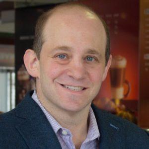 Dan Gertsacov, Chief Marketing & Digital Officer, Arcos Dorados (Image credit Linkedin)