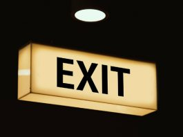 Exit - Image Source : pixabay.com