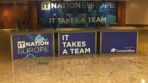 IT Nation Europe 2018(image credit S Brooks)