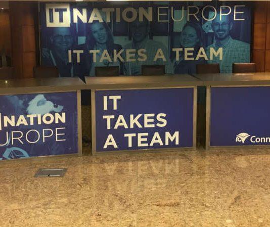 IT Nation Europe 2018(image credit S Brooks)