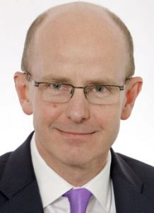 Jeremy Fleming, Director of GCHQ