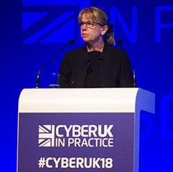 Joanna Place, the Deputy Governor and Chief Operating Officer of the Bank of England