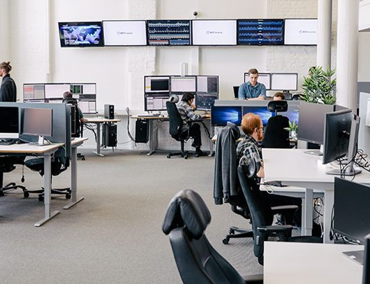 NTT Security Operations Centre (Image Credit: NTT Security)