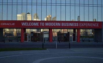 Oracle Modern Business Experience 2018