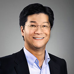 Samuel Lee, President of Equinix Asia-Pacific