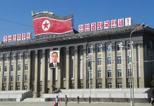 North Korea abandons Western social media