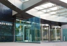 ABN AMRO Head Office entrance