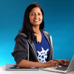 Aparna Sinha, Product Management Lead for Kubernetes at Google