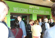 Apttus Accelerate 2018
