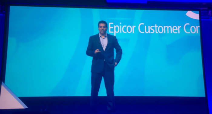 Epicor aims to fit, be easy to use and enable Growth -