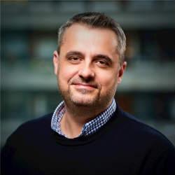 Justin Anderson, GM EMEA Appirio (IMage credit Linkedin)