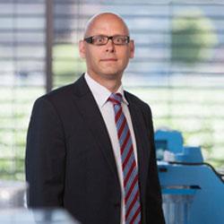 Lukas Bruttel, CFO at SOTAX