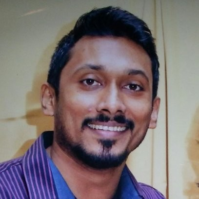 Prakash Koshy, Director of IT at Freshworks