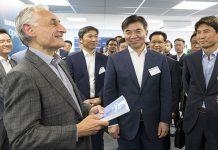 Samsung opens AI centre in Cambridge