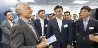 Samsung opens AI centre in Cambridge