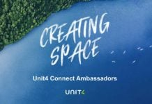 Unit4 Connect Ambassadors (c) Unit4 2018