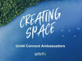 Unit4 Connect Ambassadors (c) Unit4 2018