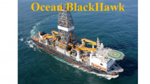 Diamond Offshore Drilling's Ocean Blackhawk