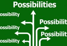 Possibilities : Image Source - Pixabay.com