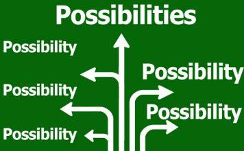 Possibilities : Image Source - Pixabay.com