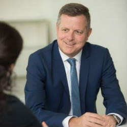 Stefan Ries, Member of the Executive Board of SAP SE and Chief Human Resources Officer (Image credit Linkedin)