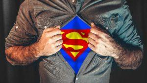 Superhero (c) 2017 Image credit Pixabay/Neupaddy