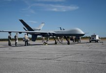 MQ-9 Reaper documents for sale on Dark Web