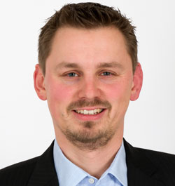 Christian Koch, Senior Manager GRC & IoT/OT at NTT Security (Germany) GmbH