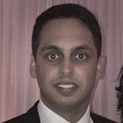 Gubi Singh, Chief Operating Officer at Redscan