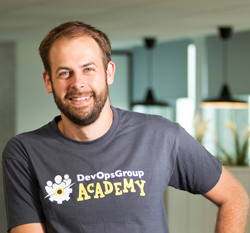 James Harvey CEO and Head of DevOpsGroup Academy