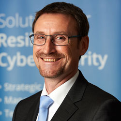 Kai Grunwitz, Senior Vice President, EMEA, NTT Security