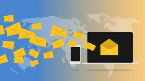email Data Feed : Image credit PIxabay.ribkhan (modified by S Brooks