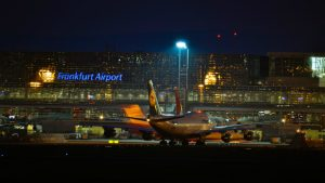 Frankfurt Airport Image credit pixabay/Mr Worker