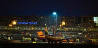 Frankfurt Airport Image credit pixabay/Mr Worker