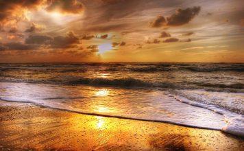 sunset : Image source - Pixabay.com/Kordi Vahle