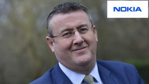 Cormac Whelan , Nokia UK&I CEO Image credit Nokia