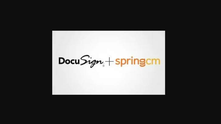 Docusign buys SpringCM for $220 million - Enterprise Times