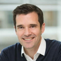 Dominic Allon, Vice President and Managing Director of Intuit Europe (Image credit Linkedin)