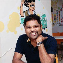 Girish Mathrubootham Founder and CEO FReshworks (Image credit LinkedIn