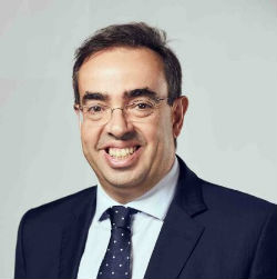 Joaquin de Valenzuela, Head of Financial Services, EMEA at Salesforce (Image credit LinkedIN)