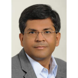 Raj Narayanaswamy co-CEO at Replicon (Image credit Replicon