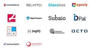 Salesforce Accelerate logos (Image credit Salesforce)
