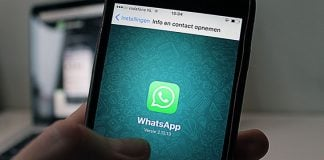 Would you store WhatsApp backups without encryption?