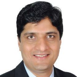 Akhilesh Tiwari, TCS Global Head, Enterprise Application Services (Image credit Linkedin)