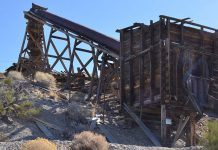 Berlin Mine, Nevada